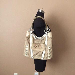 B MAKOWSKY large shoulder bag
